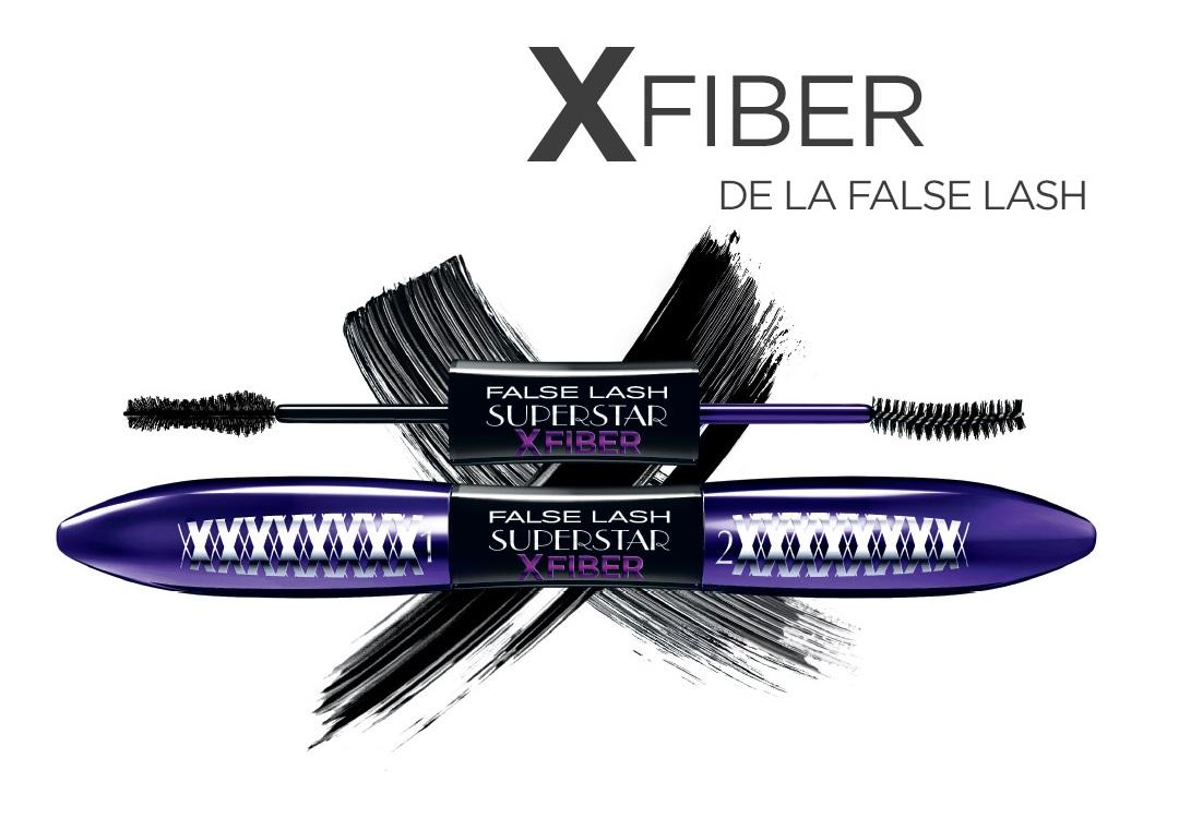 Mascara Superstar X-Fiber
