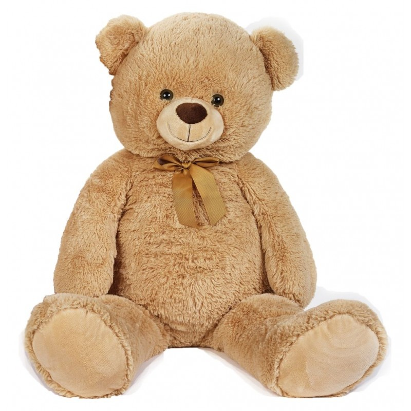 cadouri de craciun pentru fete: urs de plus gigant