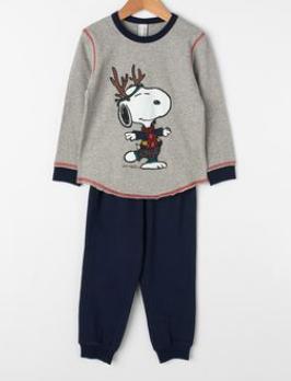 pijama de iarna bieti