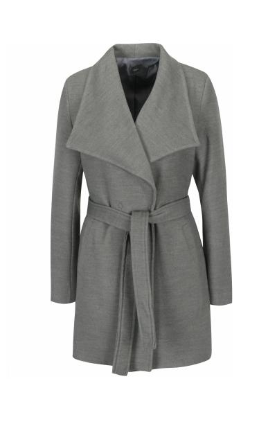 Palton cu cordon