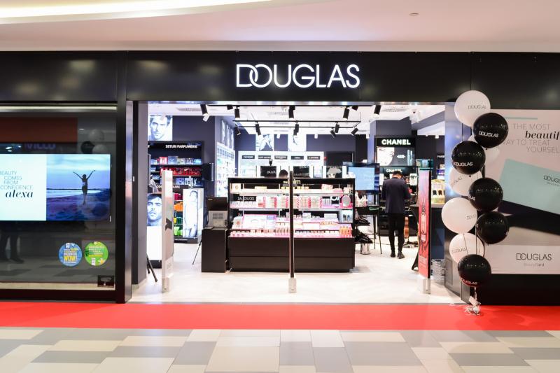 Magazin Douglas