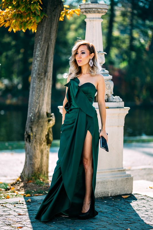 rochia verde