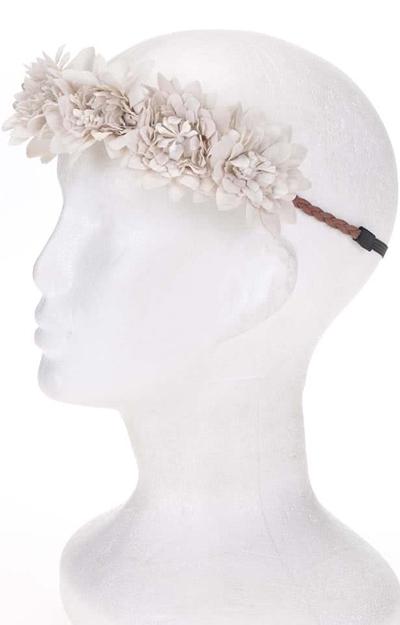 Coronita cu flori bridal