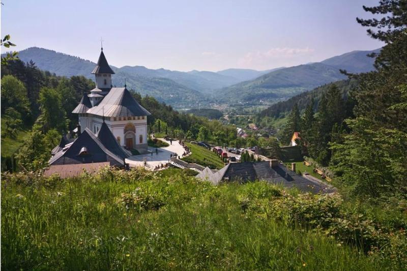 Pelerinaj Manastirea Pangarati