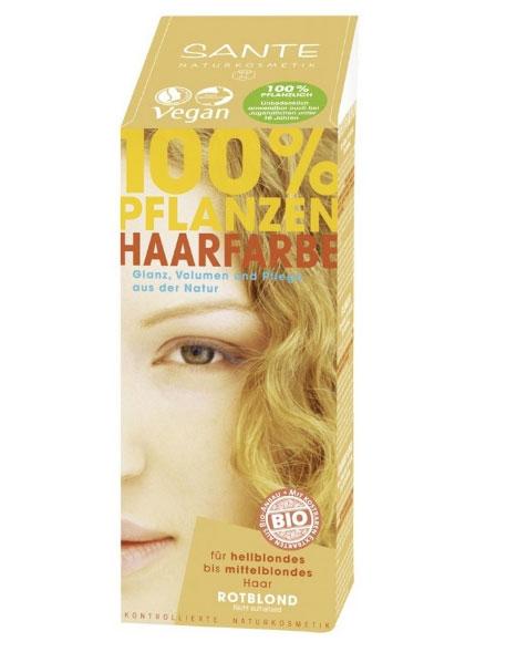henna blond