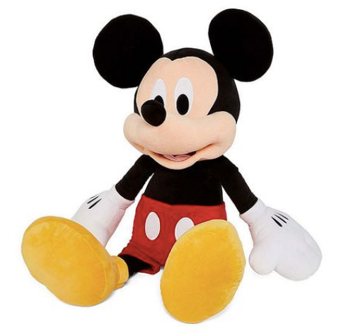 mascota mickey mouse urias din plus