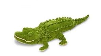 jucarii gigant din plus crocodil urias