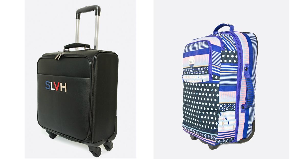 Genti de voiaj mici tip valiza