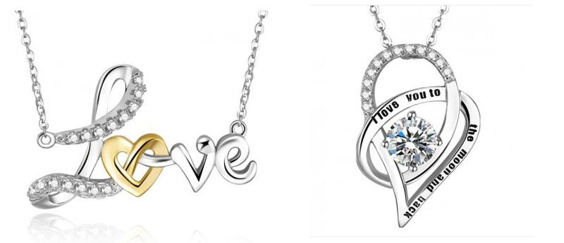 Cadouri de Valentine's Day: bijuerii cu mesaje