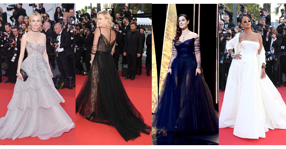 """Ador creatiile Dior pentru ca sunt purtate de vedete """"cu continut"""" pe Covorul Rosu"""