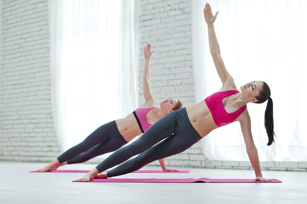 exercitii de izometrie si pilates pentru dureri de spate