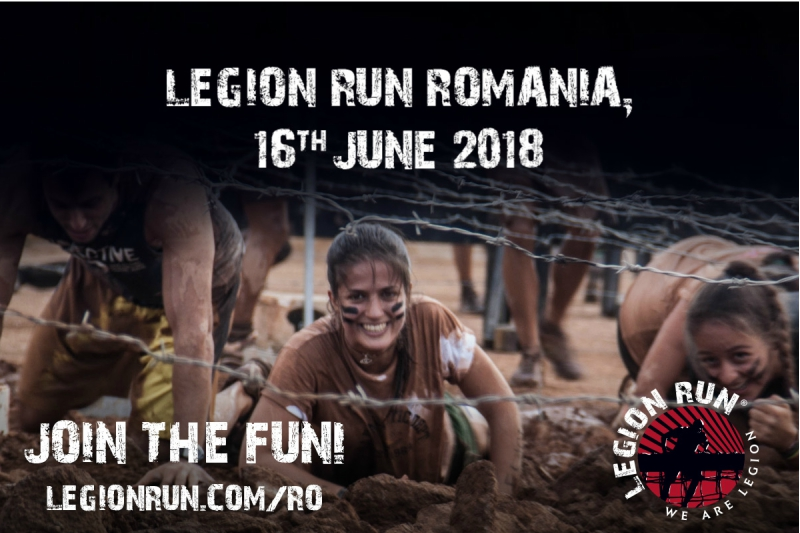 Legion Run Eveniment