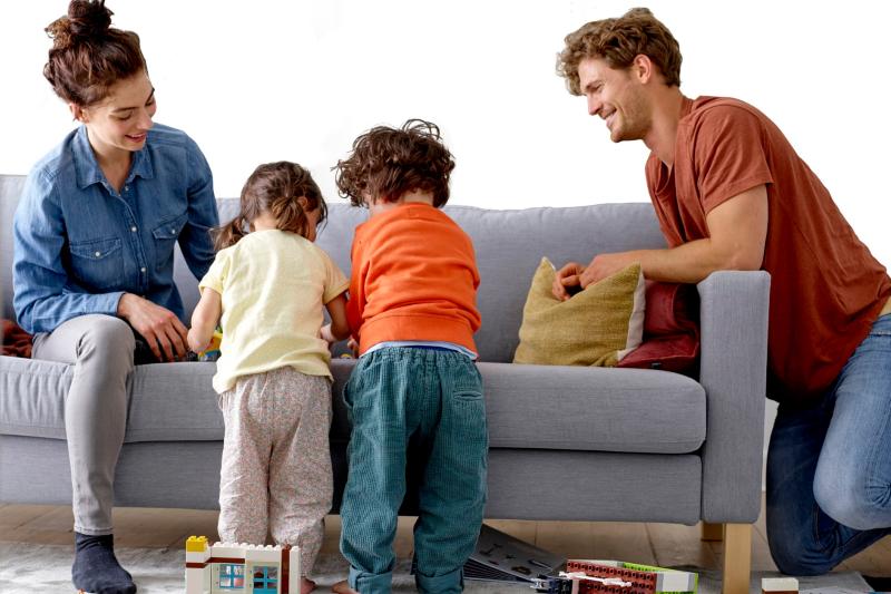 Familiile care se joaca sunt mai fericite