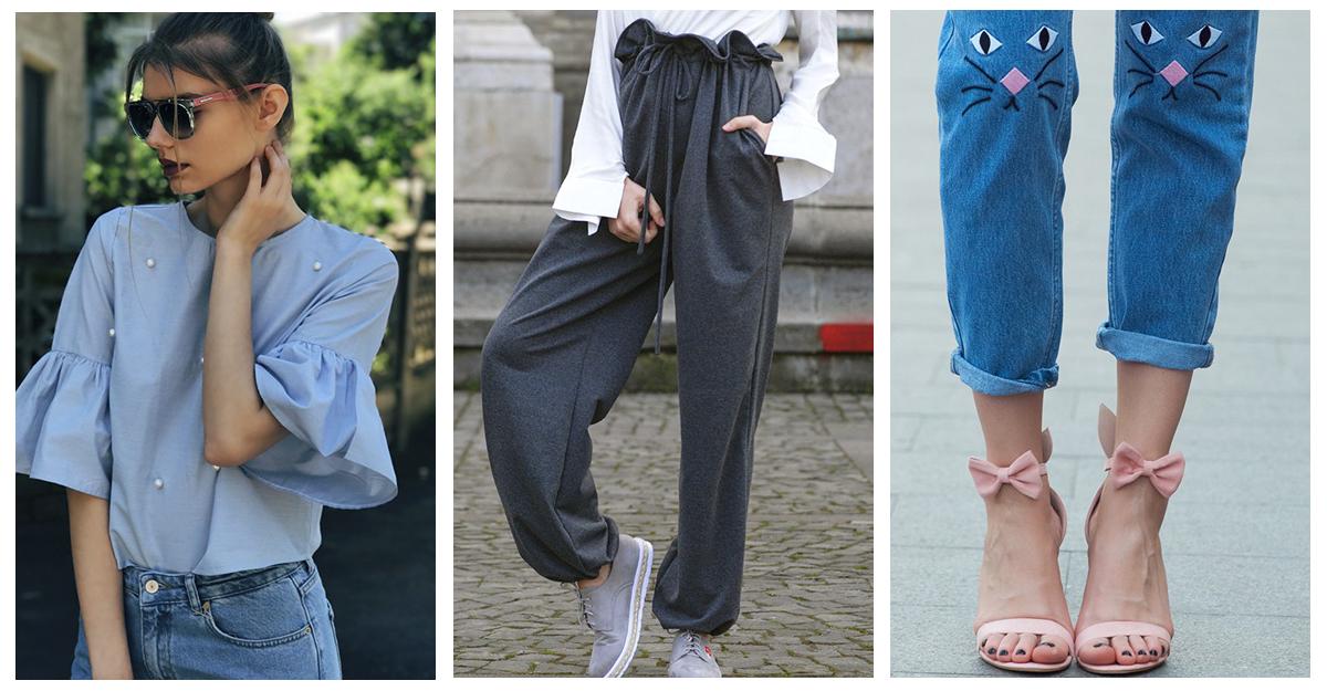 Cum porti pantalonii sport in tinuta de seara