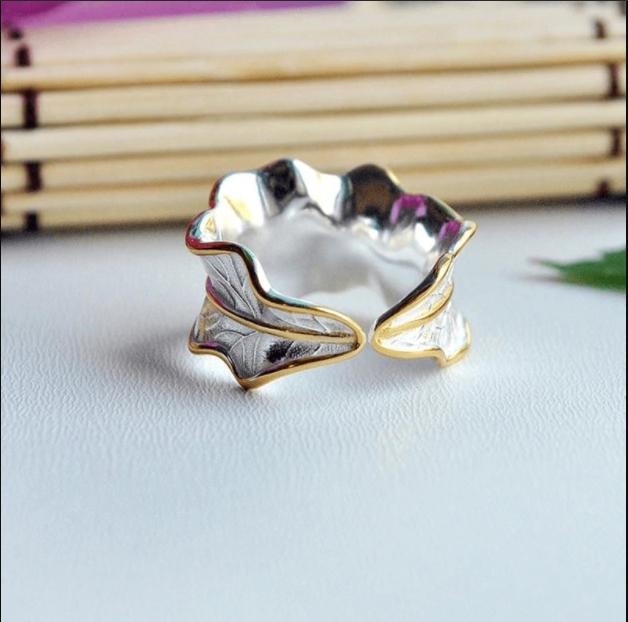 cadouri de craciun handmade inel de argint