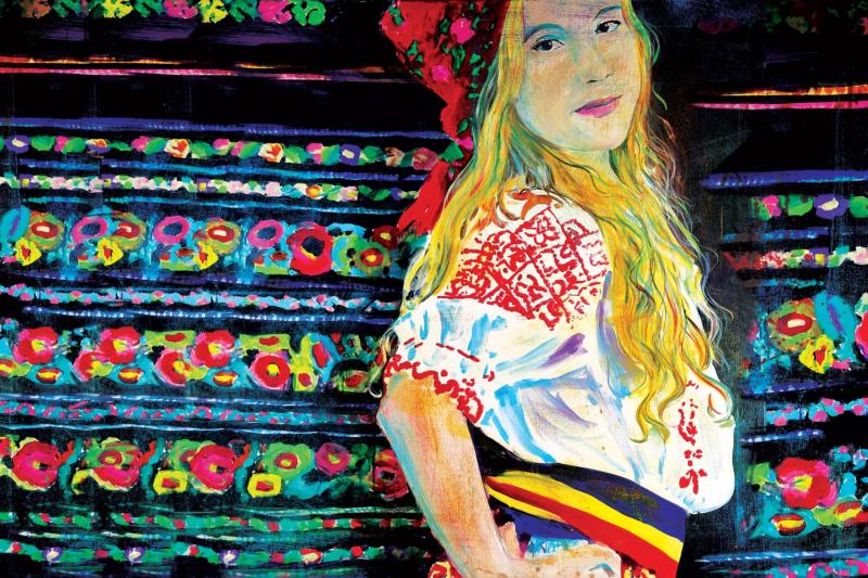 Expozitie Mirela Traistaru