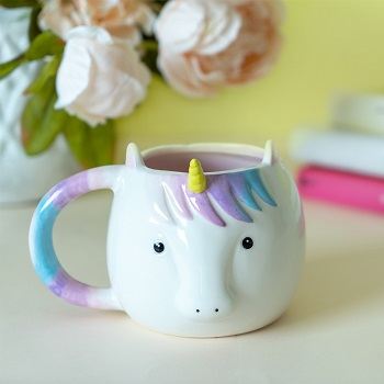 cadouri de Craciun pentru copii cana unicorn