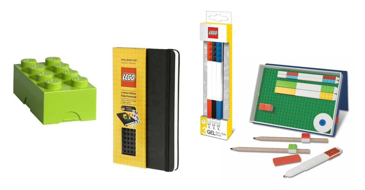 Accesorii pentru scoala LEGO