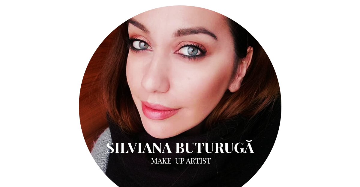make-up artistul Silviana Buturugă