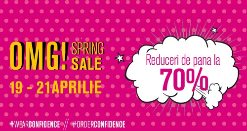 Reduceri Fashion Days OMG Spring Sales