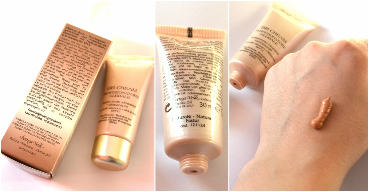 bb cream bottega verde review foto