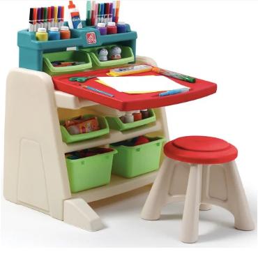 sevalet si masuta centru de activitati pentru copii idei de cadouri