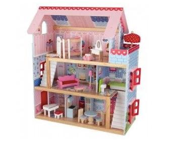 idei de cadouri de craciun pentru copii jucarii fetite casuta pentru papusi