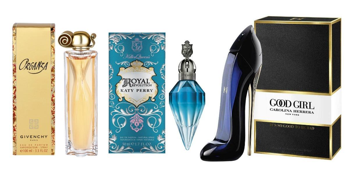 Parfumuri in sticlute deosebite