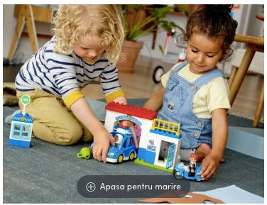 idei de jucarii si cadouri copii baieti lego politie