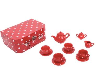 set servire ceai jucarii fetite