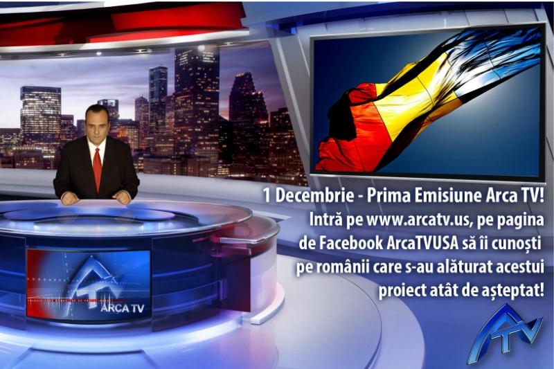 Lucian Blaga Arca TV