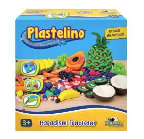 idei de jocuri si jucarii copii cadouri mos craciun - set plastelina modelaj