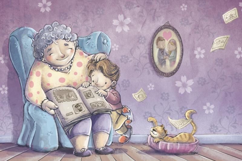 Citate despre bunica