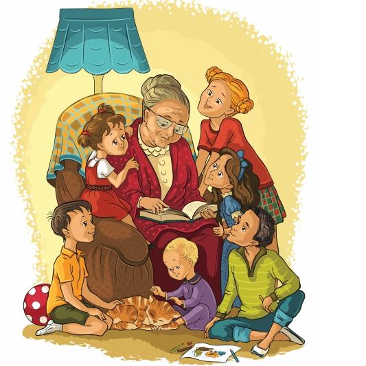 Citate despre bunici