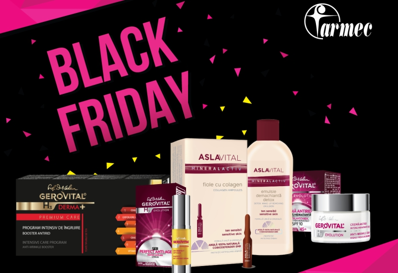 Black Friday Farmec