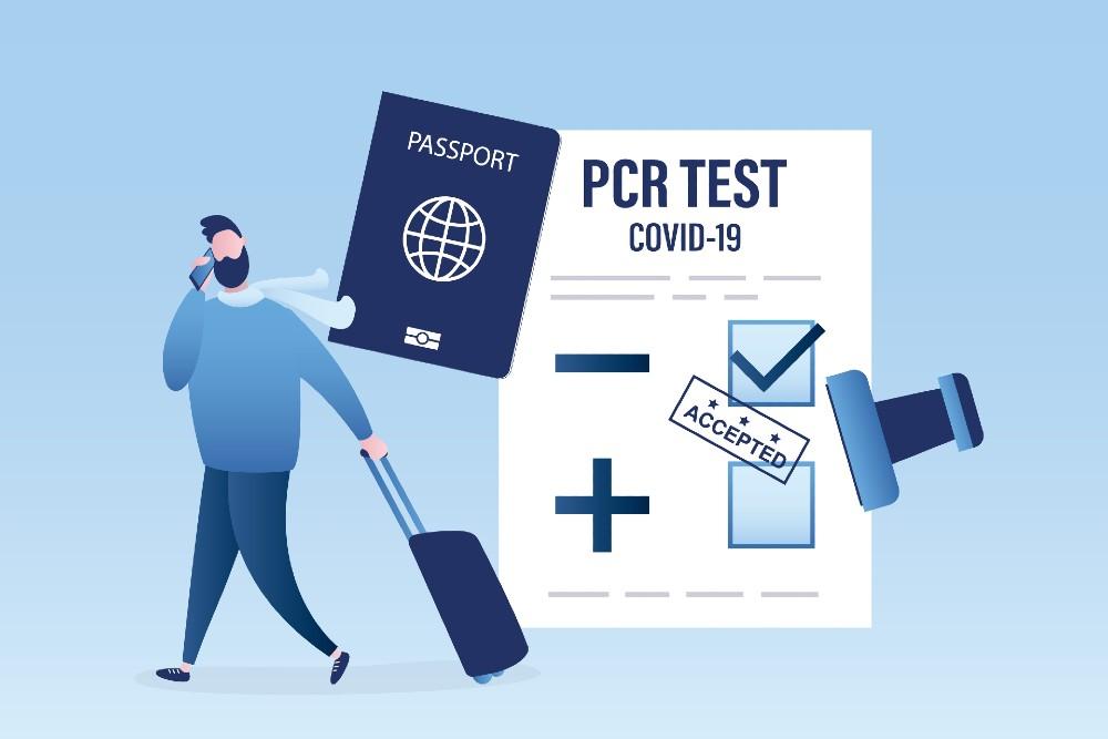 test rt pcr covid 19 pentru plecari in strainatate sau in concedii, vacante