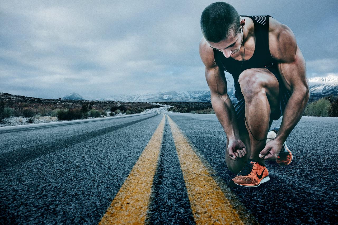 exercitii cardio: alergare