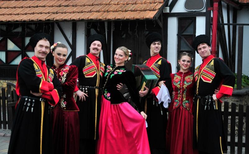 folclor rusesc