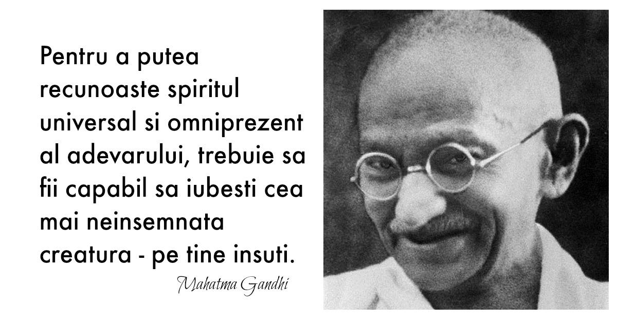 mahatma gandhi citate Citate de iubire: Alfabetul dragostei dupa Gandhi mahatma gandhi citate