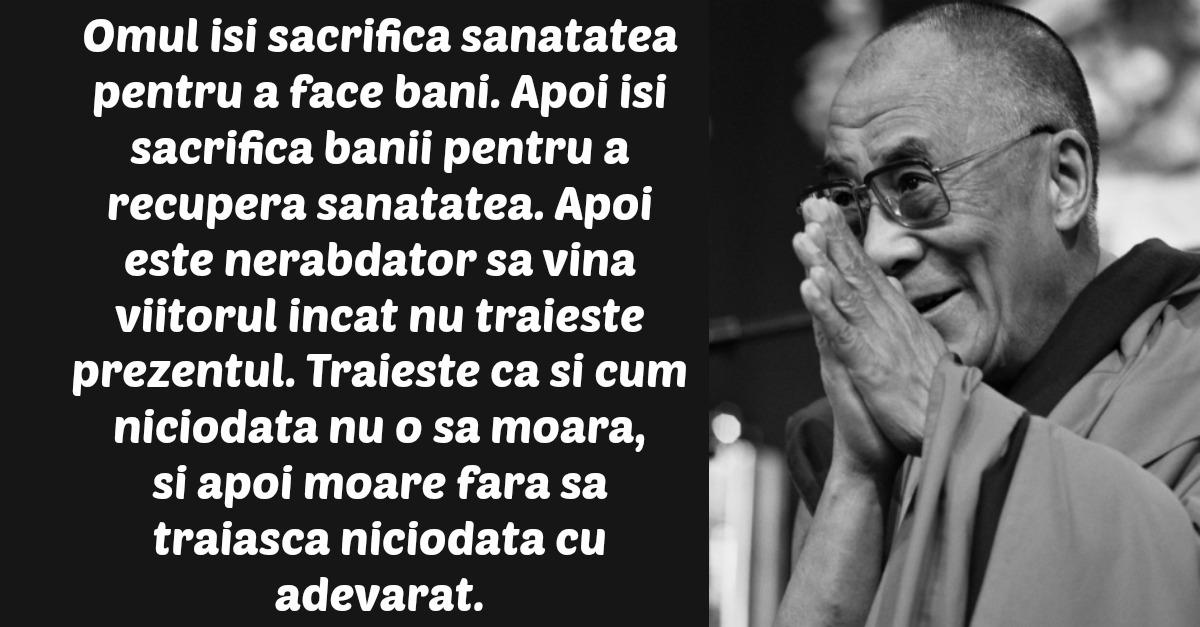 citate dalai lama despre viata Despre puterea zambetului cu Dalai Lama citate dalai lama despre viata
